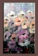 Picturi cu flori Jocul macilor