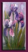 Picturi cu flori Stanjenei