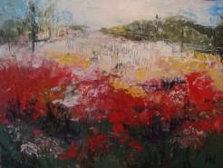 Picturi cu flori Inflorire