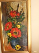 Picturi cu flori Ikebana