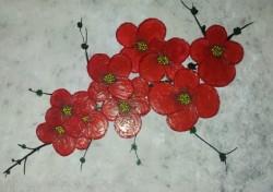 Picturi cu flori Orchid