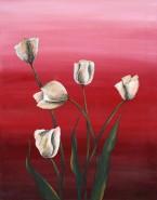 Picturi cu flori Tulips