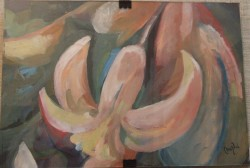 Picturi cu flori Anne marie