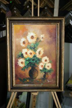 Picturi cu flori SUN FLOWERR