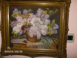 Picturi cu flori ORGONAS CSENDELET