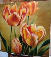 Picturi cu flori Gratzie