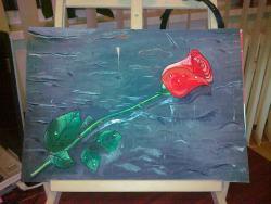 Picturi cu flori trandafir de pe net