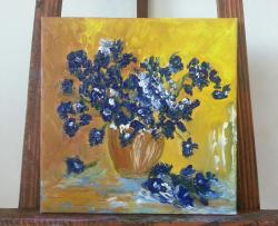 Picturi cu flori Tablou3