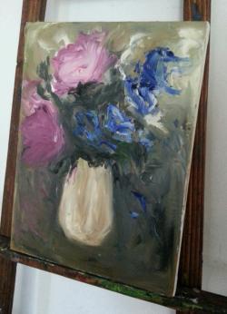 Picturi cu flori Tablou 26