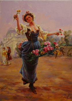 Picturi cu flori florareasa 2