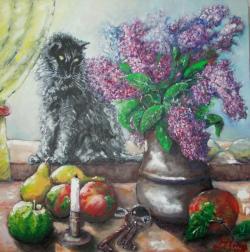 Picturi cu flori Cheia misterului