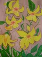 Picturi cu flori Bijuteriile primaverii