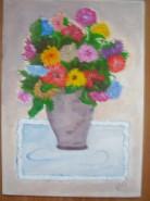 Picturi cu flori Culori