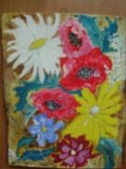 Picturi cu flori Zambet de flori