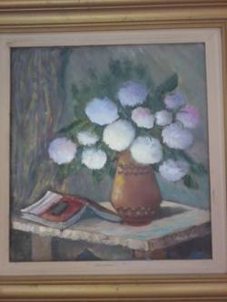 Picturi cu flori Bulgari de zapada