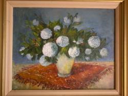 Picturi cu flori Bulgari de zapada 2