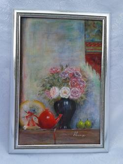 Picturi cu flori still life 2