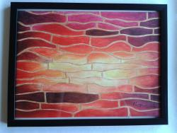 Picturi abstracte/ moderne Vitraliu