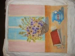 Picturi cu flori Natura statica cu flori 2