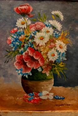 Picturi cu flori f 1