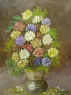 Picturi cu flori Gherghine