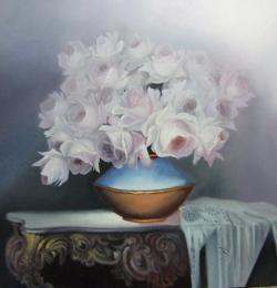 Picturi cu flori flori alese de zei --911