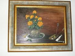 Picturi cu flori Vas cu flori...