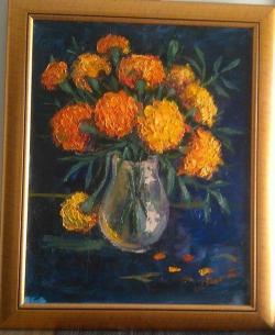 Picturi cu flori Craite craisoare