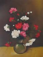 Picturi cu flori Garoafe 2010