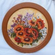 Picturi cu flori Aroma de vara