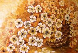 Picturi cu flori Ganduri bune