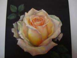 Picturi cu flori pink
