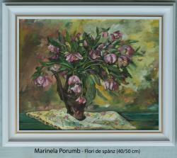 Picturi cu flori Flori de spinz