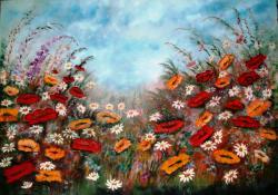 Picturi cu flori melodie