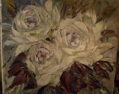 Picturi cu flori Fantezie 1