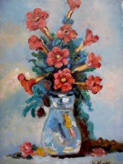 Picturi cu flori flori de camp tip 1