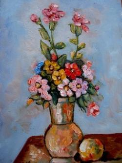 Picturi cu flori flori de camp tip 2
