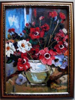Picturi cu flori Tablou Flori 16