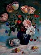 Picturi cu flori Tablou lalele1