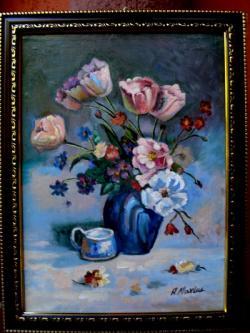 Picturi cu flori Tablou Lalele2
