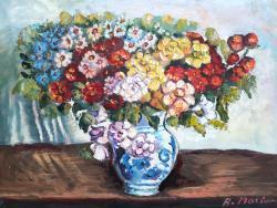 Picturi cu flori Vaza cu flori10