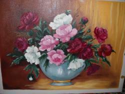 Picturi cu flori Buchetul  20