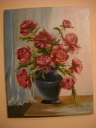Picturi cu flori Bujori 4