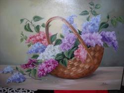 Picturi cu flori cosuletul florilor