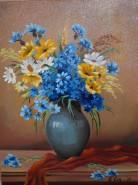 Picturi cu flori Delicate