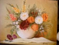 Picturi cu flori Diverse flori