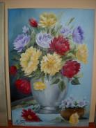 Picturi cu flori Diversitate