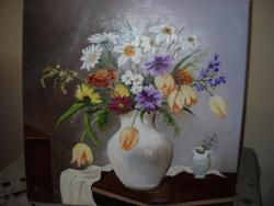 Picturi cu flori Flori 50