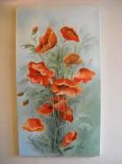 Picturi cu flori Flori de maci 6