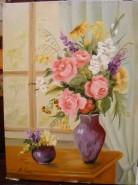 Picturi cu flori Flori diverse